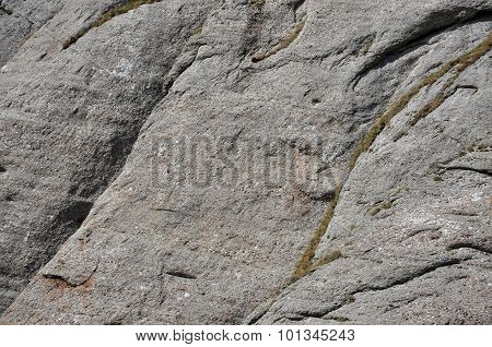 Background Of Rock Texture Pattern