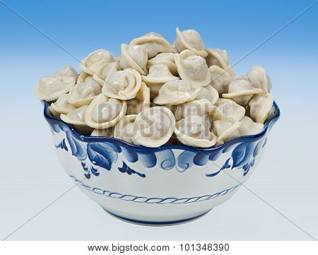 Russian Meat Dumplings
