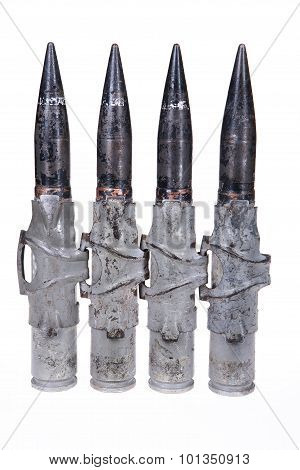 Big Caliber Machinegun Cartridges