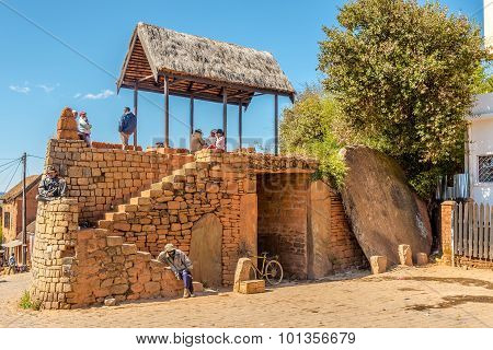 Gateway Into Ambohimanga