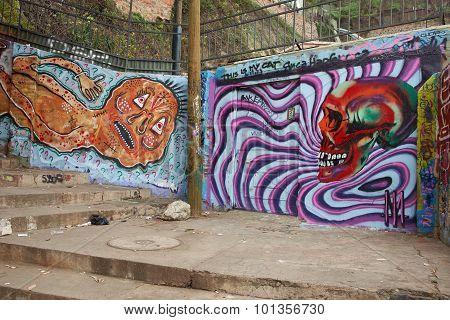 Street Art of Valparaiso