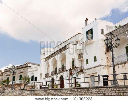 Amati Palace In Cisternino