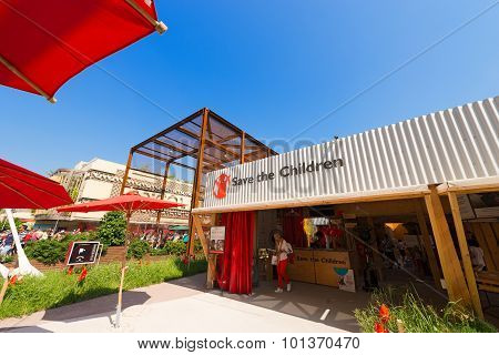 Save The Children - Expo Milano 2015