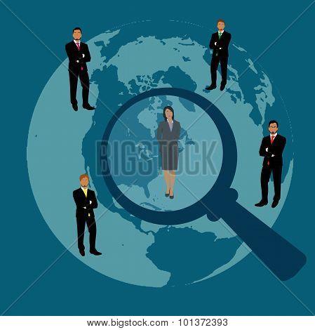 employee, recruitment, human, resource, selection, interview, analysis