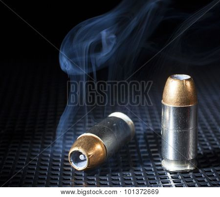 Smoking Bullets