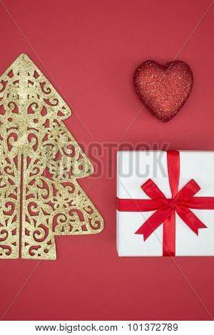 Love Christmas Enjoy Sale And Shopping Boxing Day