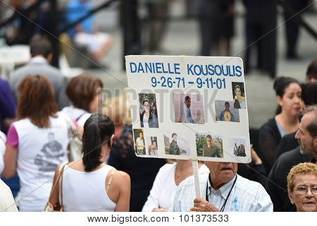 911 families with sign