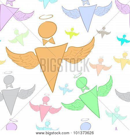 The flying little men