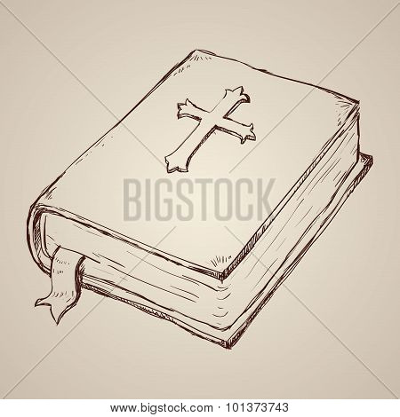 Holy bible design.