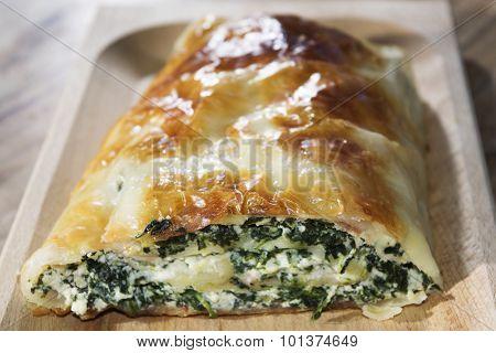 Quiche Ricotta And Spinach