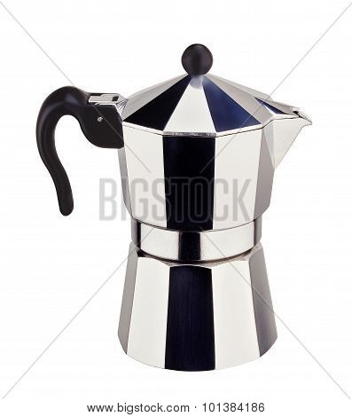 Typical Italian Moka For Coffee