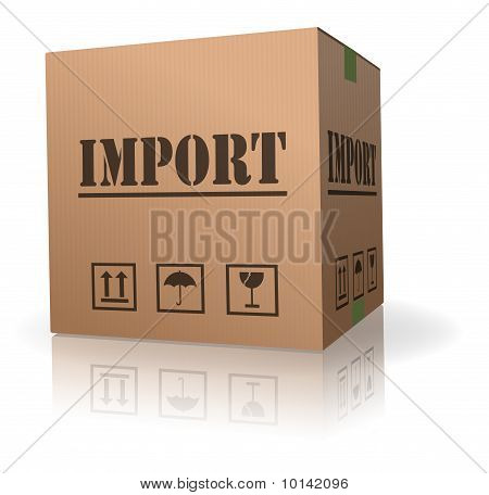 Import Shipping Goods