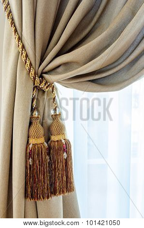 Curtain Tassels