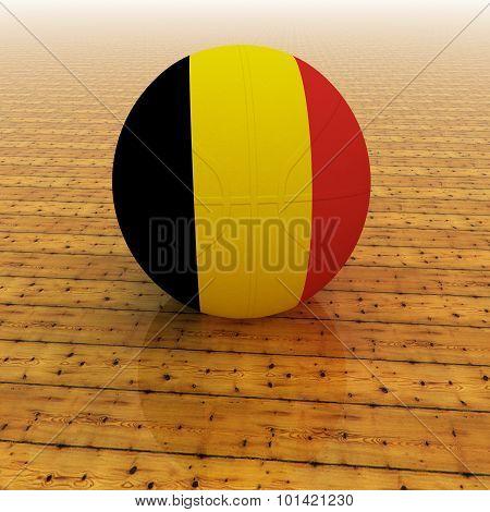 Belgium Basketball