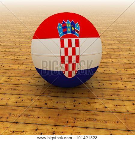 Croatia Basketball
