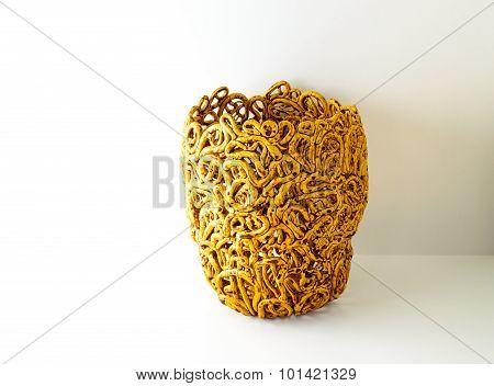 Ornamental Ceramic Vase