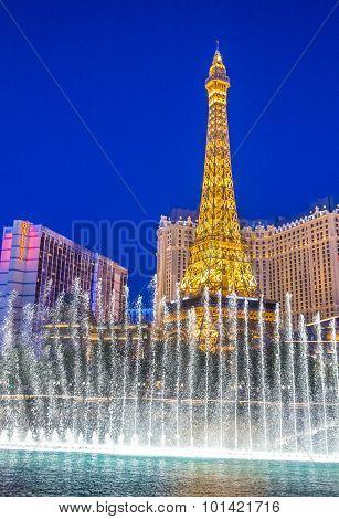 Las Vegas , Fountains