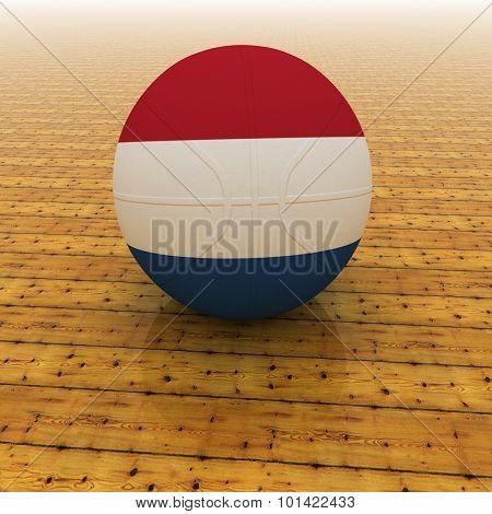Netherlands Basketball