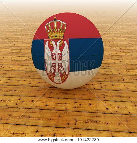 Serbia Basketball