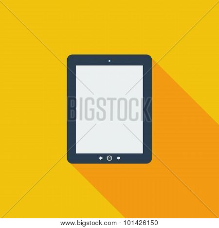 Tablet PC icon.
