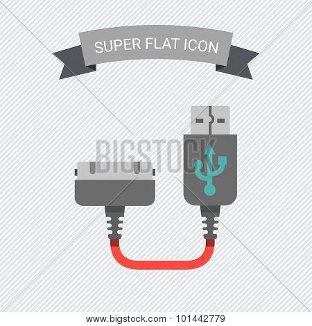 Smartphone charging plug