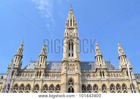 Vienna,  New Town Hall