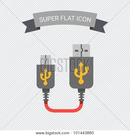 USB to mini USB cable