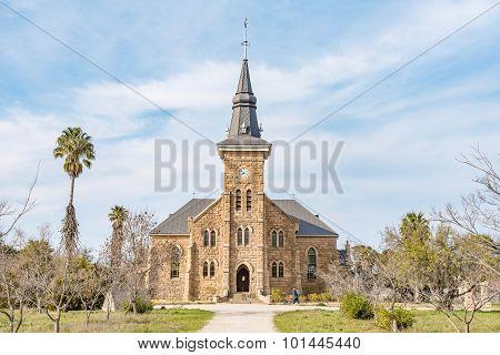 Dutch Reformed Church In Niewoudtville