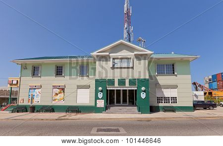 Port Authority Of Cayman Islands In George Town