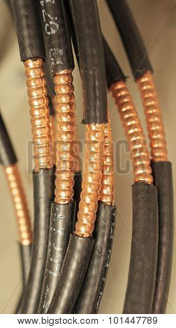 mid bare coaxial cable