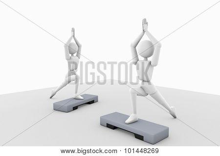 Slender Athlete Aerobics