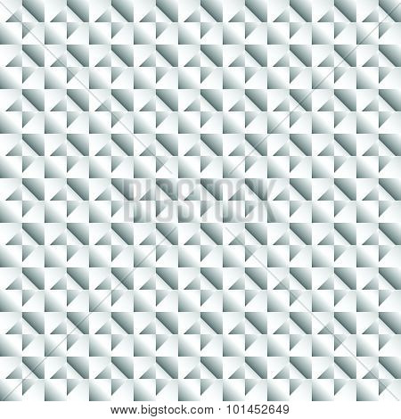 Checkered Abstract Pattern. Seamlessly Repeatable. Vector Illustration.