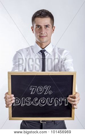 70% Discount