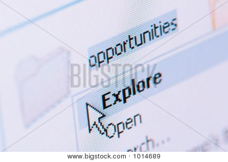 Explore Opportunities