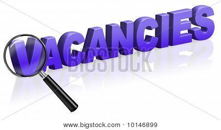 Vacancies Job Work Vacancy Carreer Opportunity