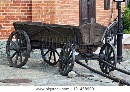 Antique German Cart