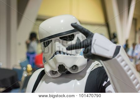 Star Wars  Storm Trooper Costume