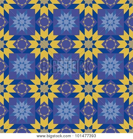 Arabic seamless patterns