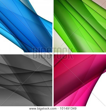 Abstract background illustration easy editable