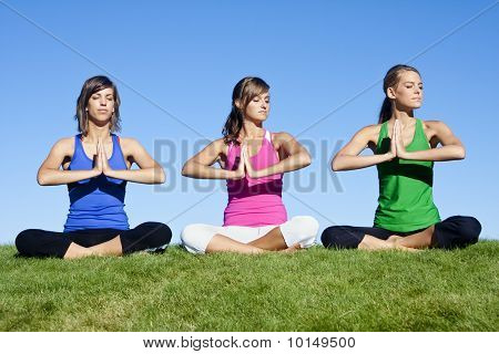 Morning Yoga Women