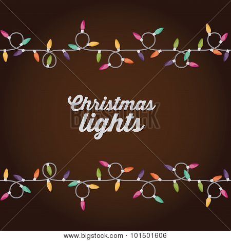 Christmas lights design