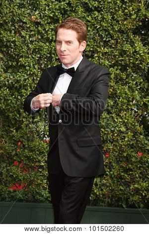 LOS ANGELES - SEP 12:  Seth Green at the Primetime Creative Emmy Awards Arrivals at the Microsoft Theater on September 12, 2015 in Los Angeles, CA
