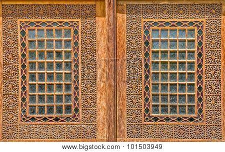 Citadel wooden windows