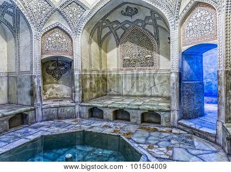 Shiraz Citadel bath