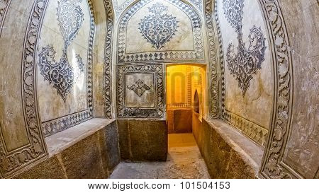 Shiraz Citadel room fisheye