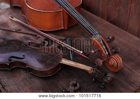 Musical Instruments Workshop