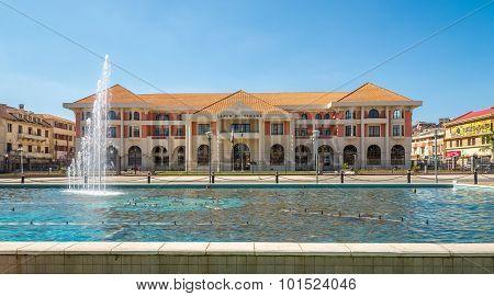 City Hall In Antananarivo