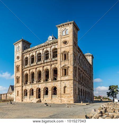 The Rova of Antananarivo