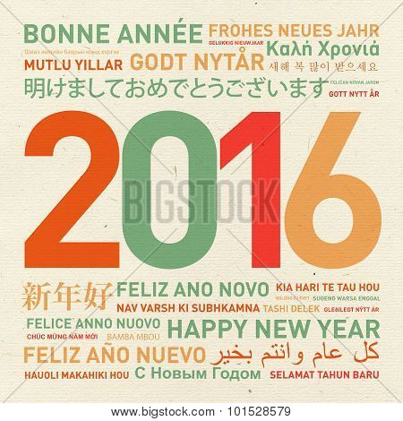 Happy New Year From The World