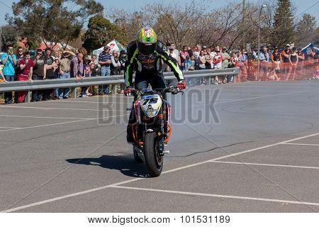 Motorcycle Stunt Rider